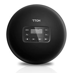 Portable CD player, HOTT Personal CD Player with Headphones,