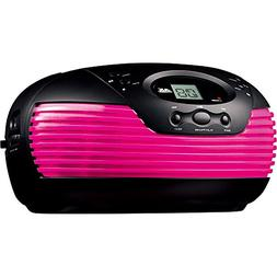 Coby Portable Cd Player & Digital AM/FM Radio Tuner Mega Bas