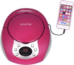 Portable Cd Player Am Fm Radio Potable Radios Boom Box With