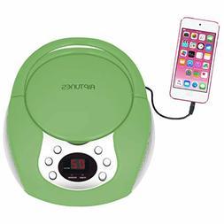 Riptunes Portable CD Player with AM FM Radio Potable radios