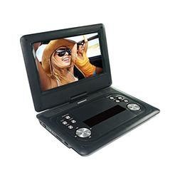 "Sylvania 12"" Portable DVD and Media Player - Swivel Screen"