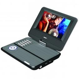 "ieGeek 11.5"" Portable DVD Player with 360° Swivel screen, 5"
