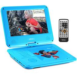 UEME Portable DVD CD Player with 9 Inch LCD Screen, Car Head