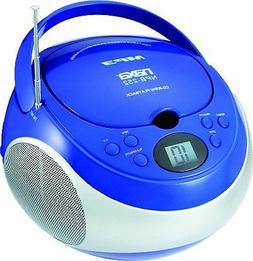 Naxa Portable Mp3/cd Player With Am/fm Stereo Radio - 1 X Di