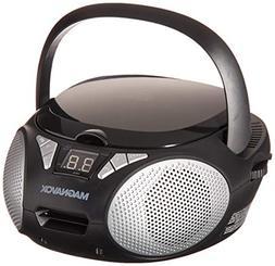 QUALITY Portable Radio CD Player Stereo Audio AUX Jack AM/FM