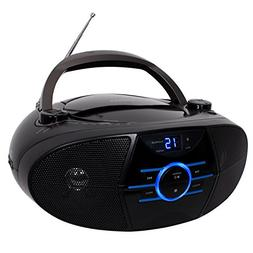 Jensen Portable Stereo Compact Disc Player with AM/FM Stereo