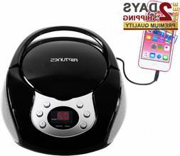 PREMIUM Portable CD Player with AM FM Radio Potable radios B