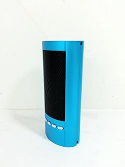 PSwholesale - Blue Portable MP3 Player Speaker System with M