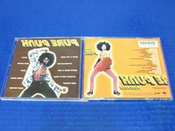 Pure Funk 1998 Dance CD Ohio Players Rick James AWB Commodor