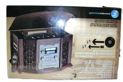 INNOVATIVE TECHNOLOGY RADIO CD PLAYER TURNTABLE - Convert Vi