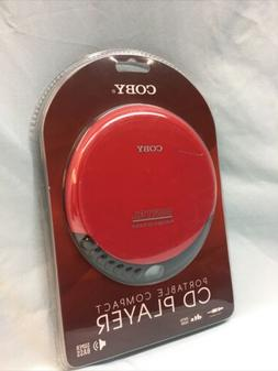 red portable compact cd player super bass