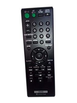 Replaced Remote Control Compatible for Sony DVP-SR210P RMT-D