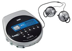 RCA RP2478 Portable CD/MP3 Player with SmarTrax