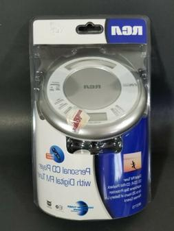 RCA RP2715 Personal CD Player with FM Tuner and espXtreme