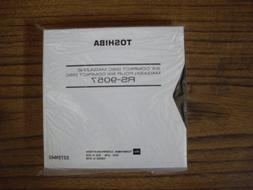 NEW Toshiba RS-9057 6 CD Compact Disc Magazine - JVC XC-M75