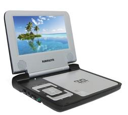 Sylvania SDVD7012 7-Inch Portable DVD player