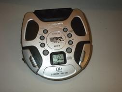 Panasonic Shockwave Portable Compact Disc Player SL-SW850