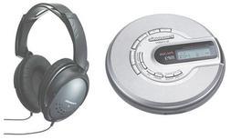 Panasonic SL-CT680V Portable CD/MP3 Player with Digital AM/F