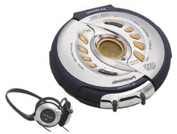 Panasonic SL-SW965VS Shockwave Portable MP3-CD Player with A