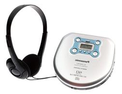 Panasonic SL-SX276J Portable CD Player with Jogger Case