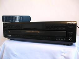 Sony CDP-CE505 5 Disc CD Changer Companct Disc Player