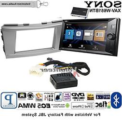 Volunteer Audio Sony XAV-W651BTN Double Din Radio Install Ki