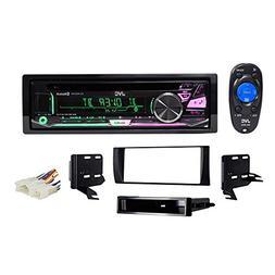 JVC Stereo CD Player/Receiver w/Bluetooth+USB+Pandora for 20