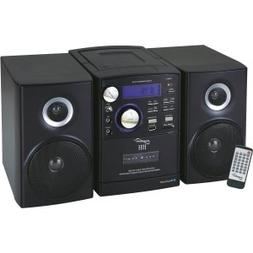 Supersonic SC-807 Micro Hi-Fi System - iPod Supported - CD P