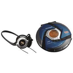 Panasonic SW967 Shockwave Water-Resistant Portable CD / MP3