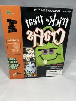 Trick or Treat Crafts Ages 8+ Spicebox Halloween Fun Kit Chi