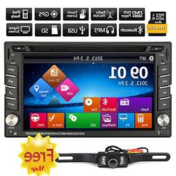 6.2Inch Universal GPS Navigation HD 800*480 Digital Touchscr