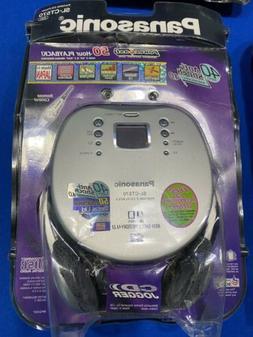 Vintage MADE IN JAPAN Panasonic SL-CT570 Portable CD Player