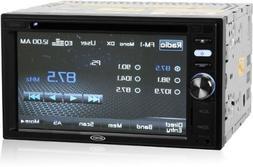 "Jensen Vm9125 In-dash Double DIN 6.2"" Touchscreen Vm Cd/dvd/"