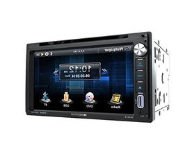 Soundstream VR-651B Car DVD Player - 6.5 Touchscreen LED-LCD