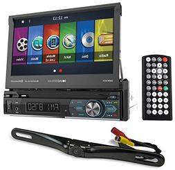 "Soundstream VRN-74HB 7"" Navigation DVD Player w/Bluetooth, M"