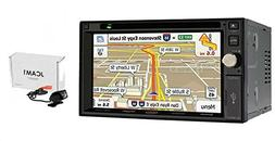 "JENSEN VX7020 6.2"" DVD NAVIGATION RECEIVER W/ JCAM1 REAR VIE"