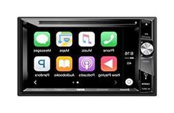 "Jensen VX7024 Double Din 6.2"" TFT Navigation Multimedia Rece"