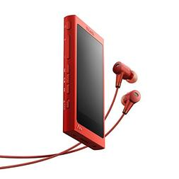 SONY Walkman A series NW-A35HN 16GB Noise-cancelling Headpho