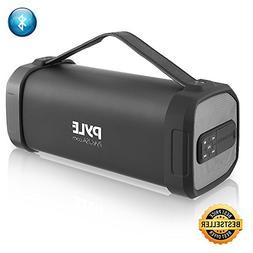 Pyle Wireless Portable Bluetooth Speaker - 150 Watt Power Ru