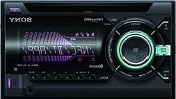 Sony WX900BT 2-DIN CD Receiver with Bluetooth  Discontinued